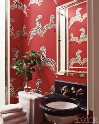 Masari Red, Photo Courtesy of Elle Decor