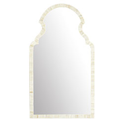 Moorish Bone Mirror