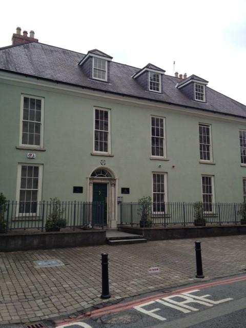 Dublin Castle, Photo Courtesy of Flint Street Design