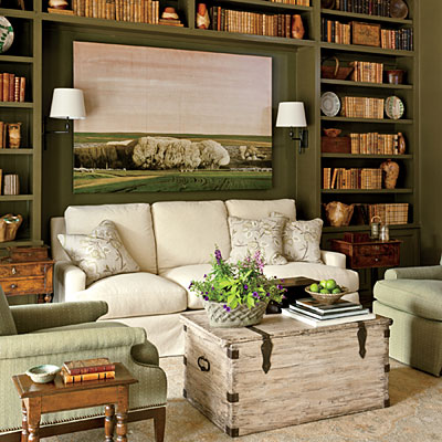 Nashville Idea House Study, Southern Living