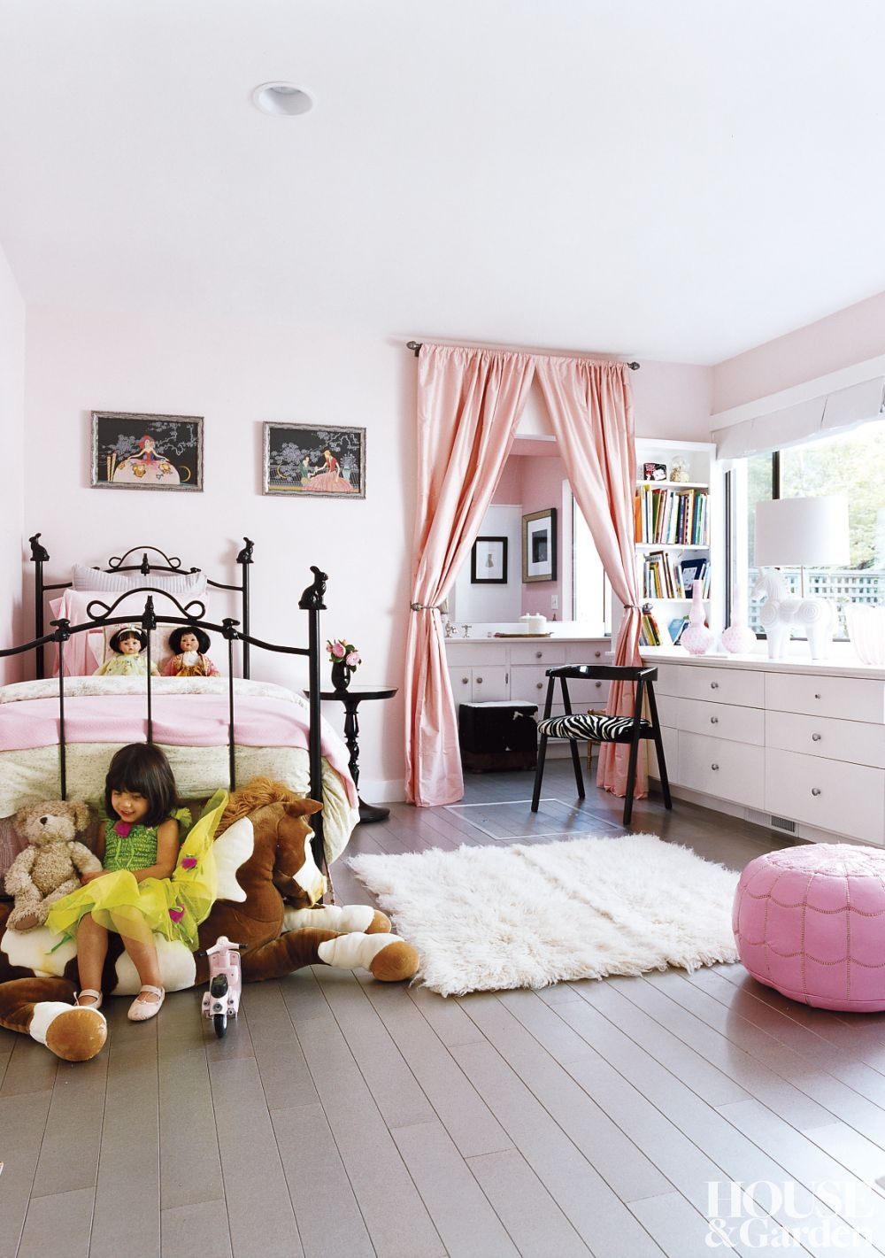 Contemporary Children's Room, AD