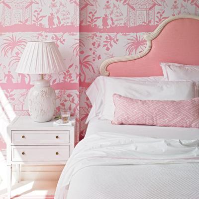 Pink Paradise, Coastal Living