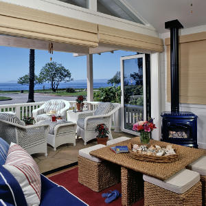 Coastal Living Santa Barbara Cottage